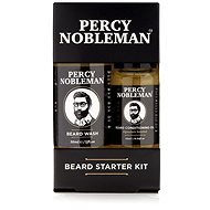 PERCY NOBLEMAN Beard Starter Kit - Pánská kosmetická sada