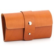 MÜHLE malá cestovní kožená taška - Kosmetická taška