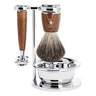 MÜHLE Rytmo Ash Pure Badger 4-dílná - Pánská kosmetická sada