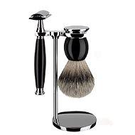 MÜHLE Sophist Black Silvertip Badger - Dárková sada