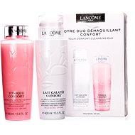 LANCÔME Lait Galatée Confort & Tonique Confort 400 ml Skincare Set - Dárková kosmetická sada