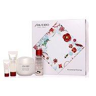 SHISEIDO Essential Energy Holiday Kit 4pcs - Cosmetic Gift Set