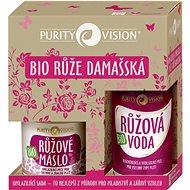 PURITY VISION Omlazující sada s růží damašskou - Dárková kosmetická sada