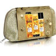 SCHWARZKOPF GLISS KUR Oil Nutritive Bag - Dárková kosmetická sada