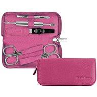 PFEILRING SOLINGEN Luxusní manikúrová sada 9359-8780 Růžová Made in Solingen - Manikúra