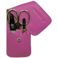 Pfeilring Original Solingen Luxusní cestovní manikúrová sada 11187 Růžová - Manikúra