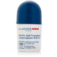CLARINS Men Antiperspirant Roll-On 50 ml - Pánský deodorant