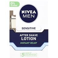NIVEA Men After Shave Lotion Sensitive 100 ml - Voda po holení