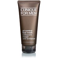 CLINIQUE For Men Oil Control Face Wash 200 ml - Pánský pleťový gel