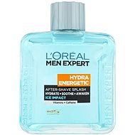 Voda po holení ĽORÉAL PARIS Men Expert Hydra Energetic Ice Impact 100 ml - Voda po holení
