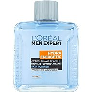ĽORÉAL PARIS Men Expert Hydra Energetic Skin Purifier After-shave Splash 100 ml - Voda po holení