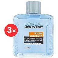 ĽORÉAL PARIS Men Expert Hydra Energetic Skin Purifier 3 × 100 ml