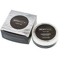 MENROCK Shave Cream - Sandalwood 100 g - Krém na holení