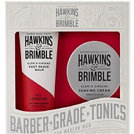 HAWKINS & BRIMBLE Gift Set (Shave Cream 100ml + After Shave Balm 125ml) - Cosmetic Gift Set