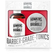 HAWKINS & BRIMBLE Dárková sada (Šampón 250ml + Pomáda na vlasy 100ml) - Pánská kosmetická sada