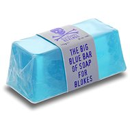 BLUEBEARDS REVENGE The Big Blue Bar of Soap For Blokes 175 g - Tuhé mýdlo