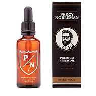 PERCY NOBLEMAN Premium Beard Oil 50 ml - Olej na vousy