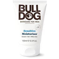 BULLDOG Sensitive Moisturizer 100ml - Men's Face Cream