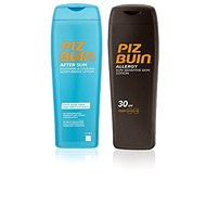 PIZ BUIN Allergy Lotion SPF30 200 ml + After Sun Soothing&Cooling Lotion 200 ml - Kosmetická sada