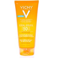 VICHY Idéal Soleil Ultra-melting Milk-gel for Wet or Dry Skin SPF50 200 ml - Opalovací mléko