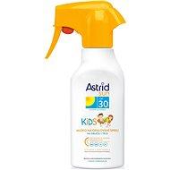Opalovací mléko ASTRID SUN Dětské mléko na opalování spray SPF 30 200 ml - Opalovací mléko