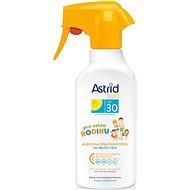 ASTRID SUN Rodinné mléko na opalování spray SPF 30 300 ml - Opalovací mléko
