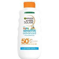 GARNIER Ambre Solaire Resisto Kids Mléko na opalování SPF 50+ 200 ml - Opalovací mléko