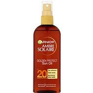 GARNIER Ambre Solaire Golden Protect  Olej na opalování SPF 20 150 ml - Opalovací olej