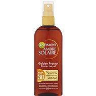 GARNIER Ambre Solaire Golden Touch Olej na opalování SPF 30 150 ml - Opalovací olej