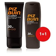 PIZ BUIN Allergy Sun Sensitive Skin Lotion SPF30  + Piz Buin Allergy Sun Sensitive Skin Face Care SP - Kosmetická sada