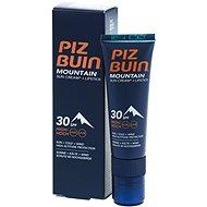 PIZ BUIN Mountain Sun Cream+stick SPF30 20 ml - Opalovací krém