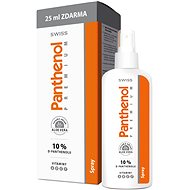 PANTHENOL 10% Swiss Premium spray 150 + 25 ml zdarma