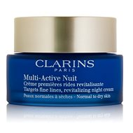 CLARINS Multi-Active Night Cream Normal to Dry Skin 50 ml - Pleťový krém