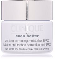 CLINIQUE Even Better Skin Tone Correcting Moisturizer SPF20 50 ml - Pleťový krém