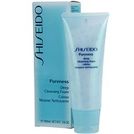 SHISEIDO Pureness Deep Cleansing Foam 100 ml - Čisticí gel