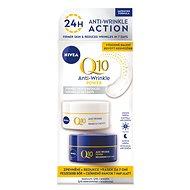 NIVEA Q10 Power Day & Night Cream 2× 50 ml - Kosmetická sada