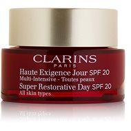 CLARINS Super Restorative Day Cream SPF20 All Skin Types 50 ml - Pleťový krém
