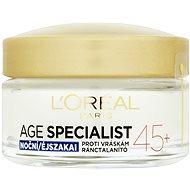 ĽORÉAL PARIS Age Specialist 45+ Night Cream 50 ml - Pleťový krém