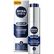 NIVEA Men Active Age Day Moisturizer 50ml - Men's Face Cream