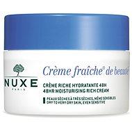 NUXE Creme Fraîche de Beauté 48H Moisturising Rich Cream 50 ml - Pleťový krém