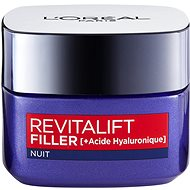 Pleťový krém ĽORÉAL PARIS Revitalift Filler Night Cream 50 ml - Pleťový krém