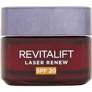 ĽORÉAL PARIS Revitalift Laser Renew Anti-Ageing Cream SPF 20 50 ml - Pleťový krém