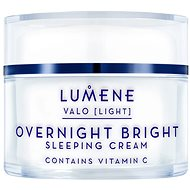 LUMENE Valo Overnight Bright Sleeping Cream 50 ml - Pleťový krém