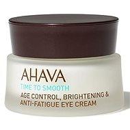AHAVA Age Control brightening  Eye Cream 15ml - Oční krém