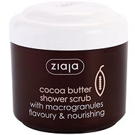 ZIAJA Kakaové máslo Sprchový peeling 200 ml