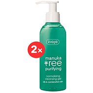 ZIAJA Manuka tree Mycí gel 2× 200 ml - Čisticí gel