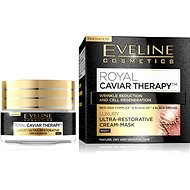 EVELINE Cosmetics Royal Caviar Ultra-Repair Night Cream-Mask 50 ml - Pleťový krém