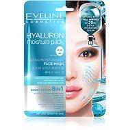 EVELINE COSMETICS Hyaluron Ultra Moisturising Face Sheet Mask - Pleťová maska