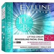 EVELINE Cosmetics Hyaluron Clinic Day And Night Cream 50+ 50 ml - Pleťový krém