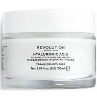 REVOLUTION SKINCARE Hyaluronic Acid Overnight Hydrating 50 ml - Pleťová maska